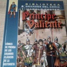 Cómics: PRÍNCIPE VALENTE Nº 3 - BIBLIOTECA GRANDES DEL CÓMIC 1940-1942 - PLANETA DE AGOSTINI - TAPA DURA. Lote 126087599