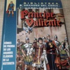 Cómics: PRÍNCIPE VALENTE Nº 3 - BIBLIOTECA GRANDES DEL CÓMIC 1940-1942 - PLANETA DE AGOSTINI - TAPA DURA. Lote 126087635