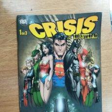 Cómics: CRISIS DE IDENTIDAD #1. Lote 126450951