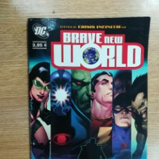 Cómics: BRAVE NEW WORLD. Lote 126451031