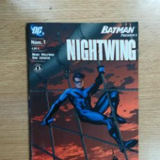 Cómics: NIGHTWING #1 (BATMAN PRESENTA #3). Lote 126451083