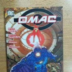Cómics: OMAC. Lote 126477651