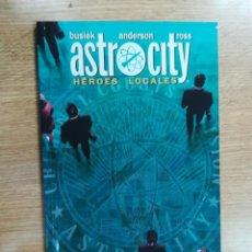 Cómics: ASTRO CITY HEROES LOCALES. Lote 126484583