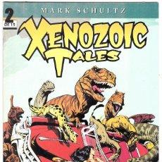 Cómics: XENOZOIC TALES 2. Lote 126607819