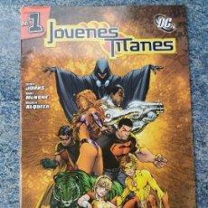Cómics: JÓVENES TITANES. Nº 1. PLANETA DEAGOSTINI.. Lote 127822407