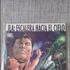 Cómics: JLA: ESCALERA HACIA EL CIELO PLANETA DEAGOSTINI. Lote 127971091