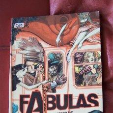 Cómics: FÁBULAS - LEYENDAS DEL EXILIO (BILL WILLINGHAM) (VERTIGO / PLANETA) . Lote 128047043