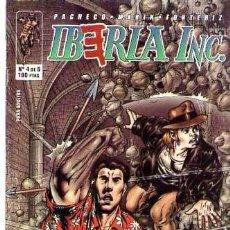Cómics: IBERIA INC. (PLANETA) Nº 4. Lote 128433731