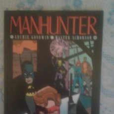 Comics : MANHUNTER: ARCHIE GOODWIN-WALTER SIMONSON: PLANETA. Lote 128488143