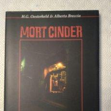 Cómics: MORT CINDER (OESTERHELD, BRECCIA). Lote 128541260
