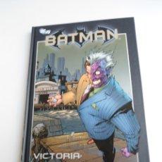 Cómics: 9 BATMAN - VICTORIA OSCURA 2ª PARTE - COLECCION DC 75 Nº 09 (DC75) - PLANETA DEAGOSTINI 2010. Lote 128636863