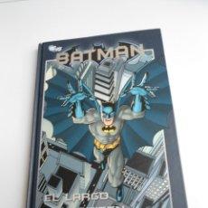 Cómics: 5 BATMAN - EL LARGO HALLOWEEN 2ª PARTE - COLECCION DC 75 Nº 05 (DC75) - PLANETA DEAGOSTINI 2010. Lote 128637311