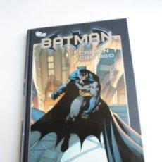 Cómics: BATMAN - CRIMEN Y CASTIGO - COLECCION DC 75 Nº 16 (DC75) - PLANETA DEAGOSTINI 2010. Lote 128638711