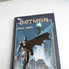 Cómics: 1 BATMAN - AÑO UNO - COLECCION DC 75 Nº 01 (DC75) - PLANETA DEAGOSTINI 2010 - EXCELENTE ESTADO. Lote 128637475