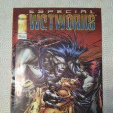 Cómics: ESPECIAL WETWORKS. Lote 129079024