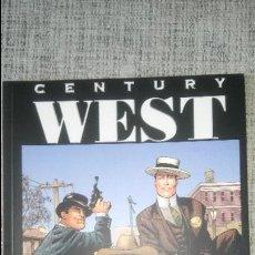 Cómics: CENTURY WEST HOWARD CHAYKIN PLANETA DEAGOSTINI. Lote 176858045