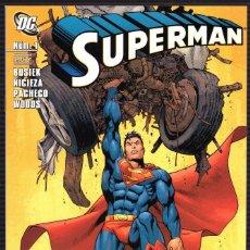 Cómics: SUPERMAN VOL II 1 AL 59 COMPLETA (1 AL 55 PLANETA; 56 AL 59 ECC). Lote 129544563