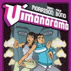 Cómics: VIMANARAMA - GRANT MORRISON PHILIP BOND - VERTIGO PLANETA. Lote 130013463