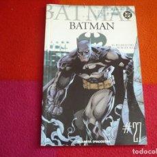 Cómics: BATMAN COLECCIONABLE 27 EL REGRESO DEL MURCIELAGO ( DIXON MOENCH ) ¡MUY BUEN ESTADO! PLANETA DC. Lote 130557574
