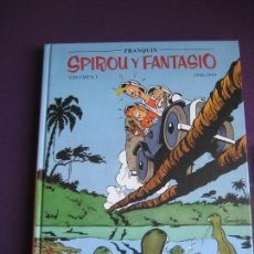 Cómics: SPIROU Y FANTASIO - VOLUMEN 1 - 1946 - 1949 - FRANQUIN - PLANETA DEAGOSTINI 2002 . Lote 130884884