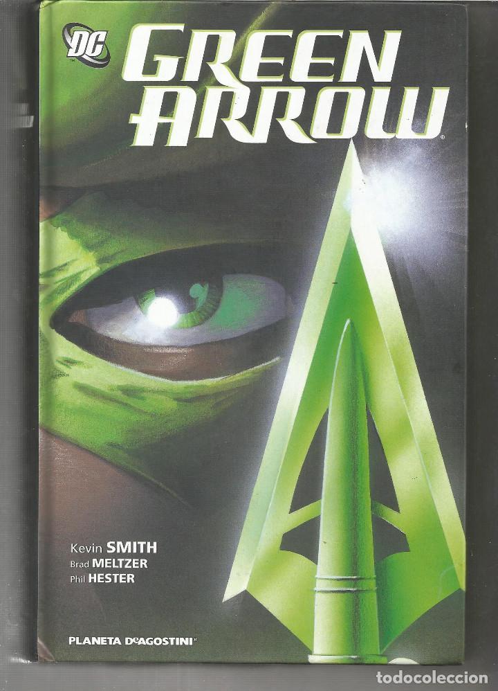 GREEN ARROW DE KEVIN SMITH PLANETA DEAGOSTINI (Tebeos y Comics - Planeta)