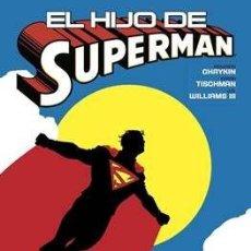 Cómics: EL HIJO DE SUPERMAN. OTROS MUNDOS ECC HOWARD CHAYKIN DAVID TISCHMAN Y J.H. WILLIAMS III. Lote 131360778