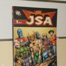 Cómics: JSA TOMO 1 DE 7 JOHNS & GOYER - PLANETA. Lote 131580642