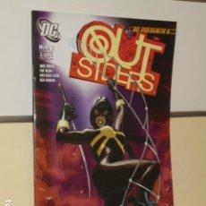 Cómics: DC PRESENTA 6 OUTSIDERS Nº 3 - PLANETA. Lote 131581782