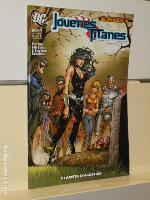 DC PRESENTA 13 - JOVENES TITANES Nº 7 - PLANETA (Tebeos y Comics - Planeta)
