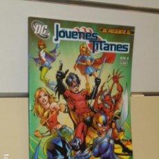 Cómics: DC PRESENTA 15 - JOVENES TITANES Nº 8 - PLANETA. Lote 131678838
