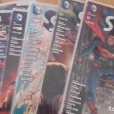 Cómics: SUPERMAN NUDC - REEDICIÓN CUATRIMESTRAL RÚSTICA ECC - TOMOS 1 2 3 4 5 6 7 8 Y 9 - GRANT MORRISON. Lote 131790938