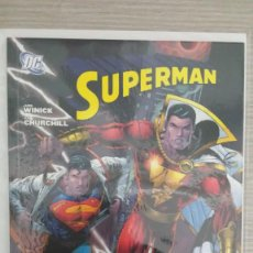 Cómics: SUPERMAN EL DÍA DE LA VENGANZA TOMO ÚNICO RÚSTICA (JUDD WINICK - IAN CHURCHILL) PLANETA. Lote 132522090