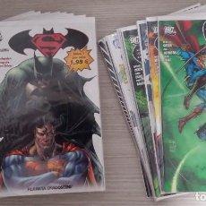 Cómics: SUPERMAN / BATMAN VOLUMEN 2 COMPLETO NÚMEROS 1 AL 22 GRAPA MARK VERHEIDEN-ETHAN VAN SCIVER.. PLANETA. Lote 132559478