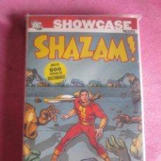 Cómics: SHOWCASE SHAZAM! DICK GIORDANO VINCE COLLETA EXCELENTE ESTADO PLANETA DC. Lote 133186790