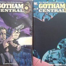 Cómics: GHOTAM CENTRAL 1,3. Lote 133331989