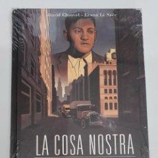Cómics: LA COSA NOSTRA Nº 3 : LA LOCURA DEL HOLANDES / PLANETA. Lote 133562218