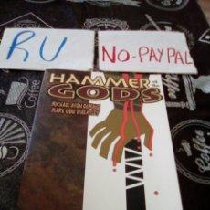 Cómics: HAMMER OF THE GODS ENEMIGO MORTAL PLANETA AGOSTINI. Lote 133708953