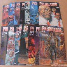 Comics: ---- LOTE RESERVADO ----------------------------------------- PREDICADOR 13 SERIE REGULAR. Lote 133711118