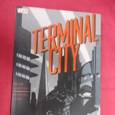 Cómics: TERMINAL CITY. DEAN MOTTER. MICHAEL LARK. PLANETA. Lote 133771642
