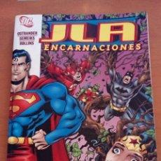 Cómics: JLA ENCARNACIONES. PLANETA DE AGOSTINI.. Lote 133791706