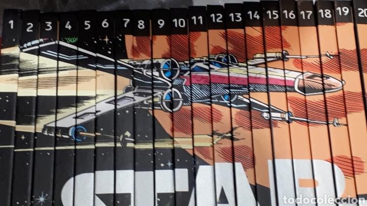 Cómics: SUELTOS PREGUNTAR EXCELENTE ESTADO COLECCION COMPLETA STAR WARS CLASICOS LEYENDAS PLANETA - Foto 2 - 134265262