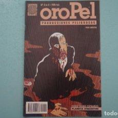 Cómics: CÓMIC DE OROPEL AÑO 1996 Nº 2 COMICS PLANETA LOTE 2 A. Lote 135091698