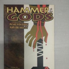 Cómics: HAMMER OF THE GODS ENEMIGO MORTAL PLANETA. Lote 135106010