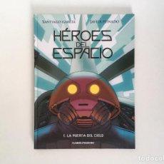 Cómics: HÉROES DEL ESPACIO DE SANTIAGO GARCÍA Y JAVIER PEINADO. PLANETA.. Lote 135493458