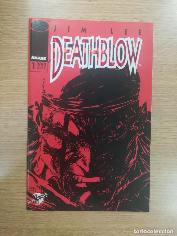 DEATHBLOW VOL 1 #1 (Tebeos y Comics - Planeta)