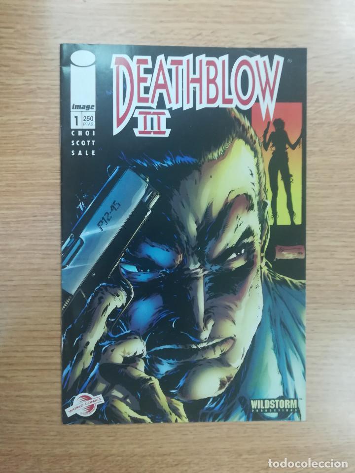 DEATHBLOW VOL 2 #1 (Tebeos y Comics - Planeta)