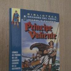 Cómics: BIBLIOTECA GRANDES DEL CÓMIC PRÍNCIPE VALIENTE Nº 1 HAROLD FOSTER PLANETA DEAGOSTINI 2005. Lote 136023554