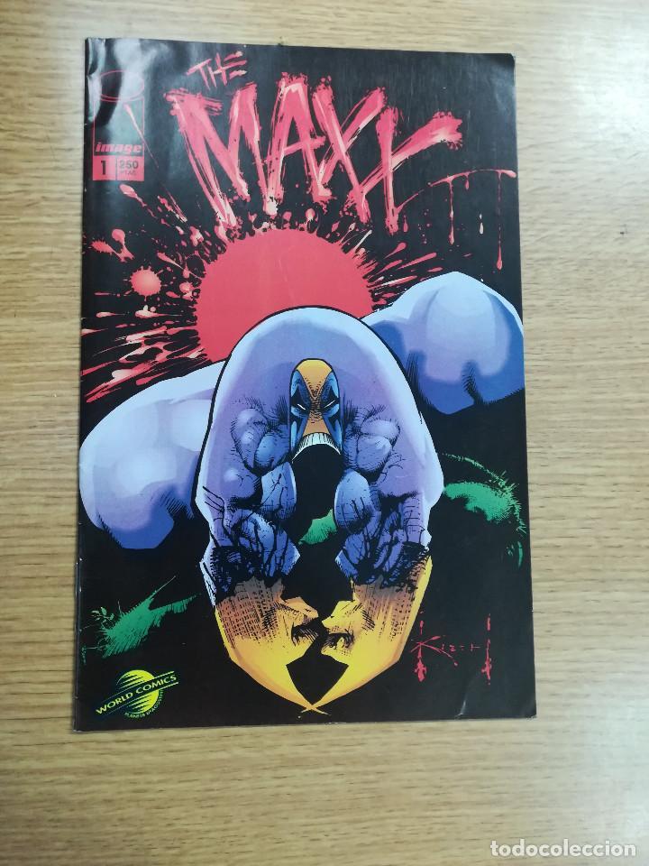 THE MAXX #1 (Tebeos y Comics - Planeta)