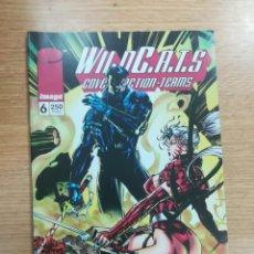 Cómics: WILDCATS VOL 1 #6. Lote 136119926
