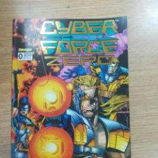 Cómics: CYBER FORCE VOL 1 #0. Lote 136120218